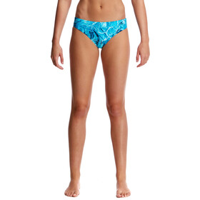 Funkita Sports Briefs Women, mint marble